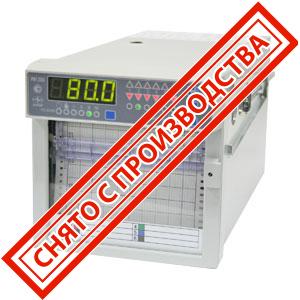 РМТ 39D — регистратор бумажный, 6 каналов